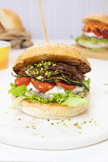 hamburger fatto in casa
